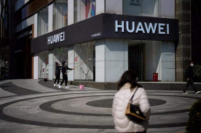 Quan hệ Mỹ - Trung lại nóng vì Huawei - Ảnh 1.