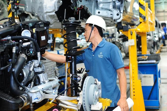 Đề xuất 6 điều kiện để lao động nước ngoài làm việc tại Việt Nam - Ảnh 1.