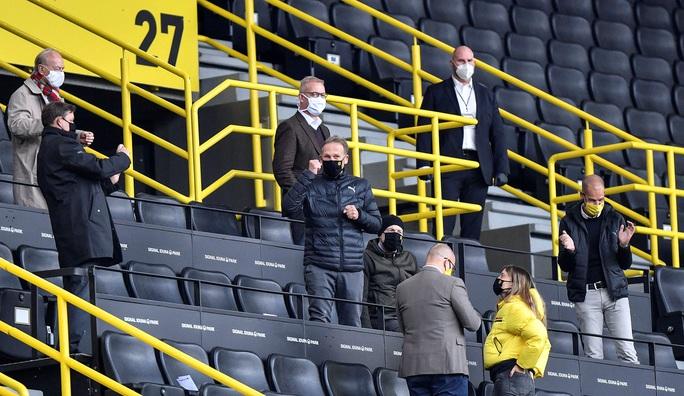 Sát thủ Haaland rực sáng, Dortmund đại thắng derby Bundesliga - Ảnh 2.
