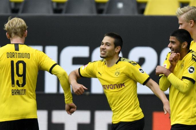 Sát thủ Haaland rực sáng, Dortmund đại thắng derby Bundesliga - Ảnh 6.