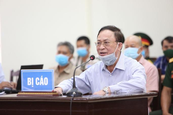 Nguyên Đô đốc Nguyễn Văn Hiến: Bị cáo chưa từng một ngày được đào tạo quản lý kinh tế, đất đai - Ảnh 1.