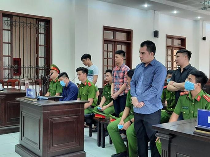 Ngày tàn của băng giang hồ cộm cán ở Đồng Nai - Ảnh 1.