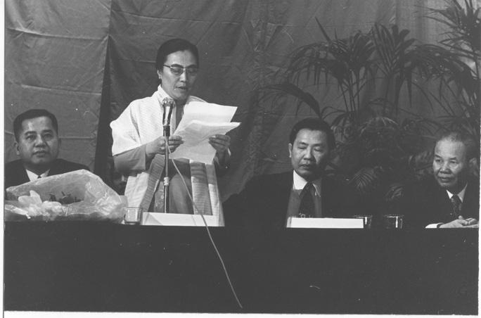 Người gầy dựng sân khấu yêu nước tại Pháp – bác sĩ Nguyễn Ngọc Hà - qua đời - Ảnh 1.
