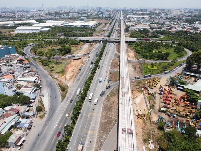 Hoàn trả hơn 4.100 tỉ đồng ngân sách cho tuyến metro số 1 - Ảnh 1.