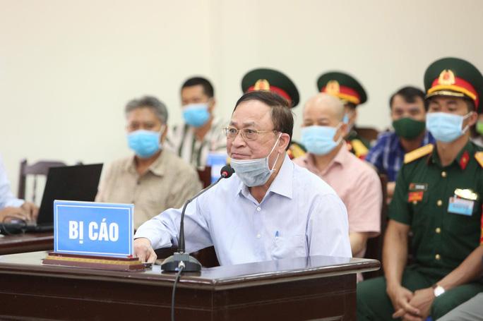 Gây thất thoát 939 tỉ đồng, cựu Đô đốc Nguyễn Văn Hiến nói nhận khuyết điểm - Ảnh 1.