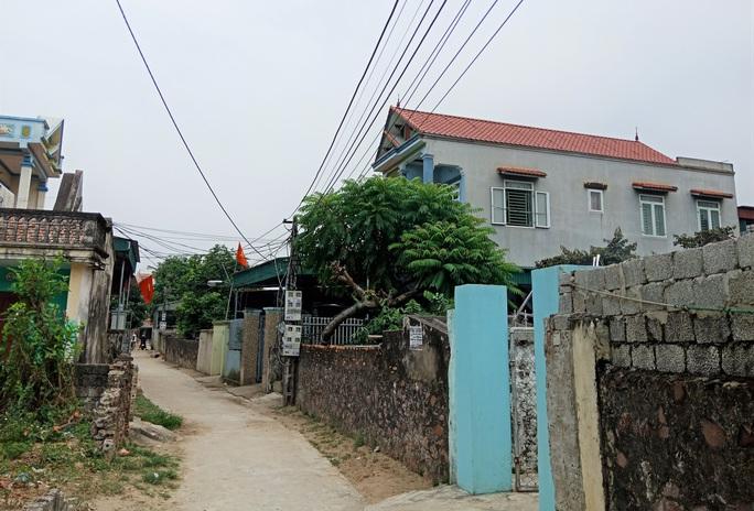 Cận cảnh những ngôi nhà của hộ cận nghèo ở xứ Thanh - Ảnh 13.