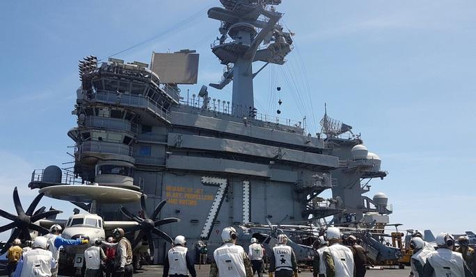 Chính Trung Quốc buộc Mỹ tăng cường hoạt động quân sự trên biển Đông - Ảnh 1.