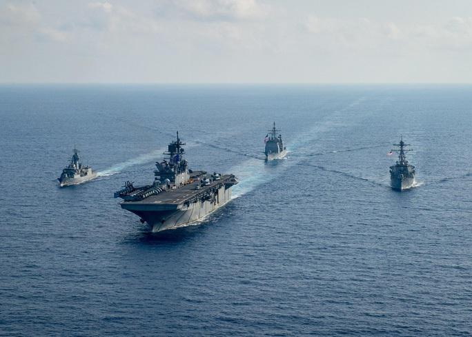 Chính Trung Quốc buộc Mỹ tăng cường hoạt động quân sự trên biển Đông - Ảnh 2.