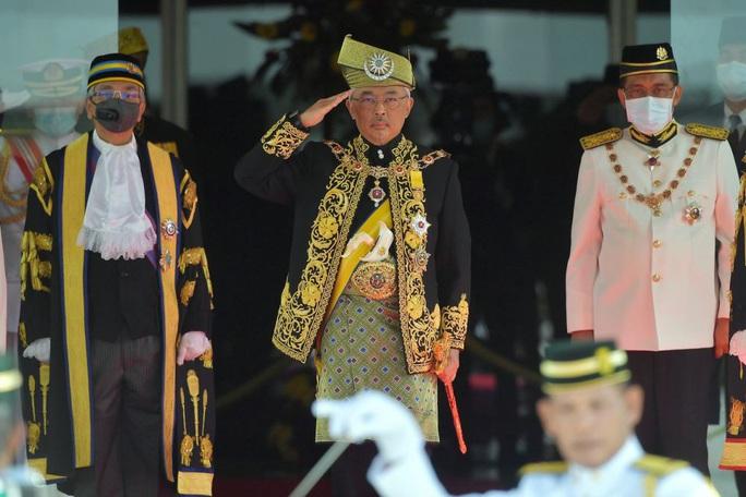 Quốc vương Malaysia lên tiếng về biển Đông - Ảnh 1.