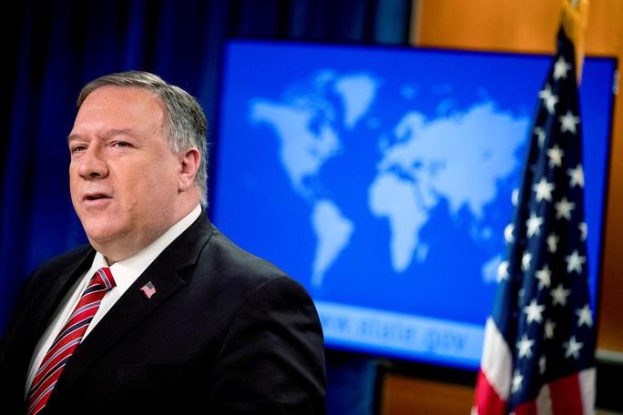 Covid-19: Ngoại trưởng Mỹ xuống thang cáo buộc Trung Quốc? - Ảnh 1.
