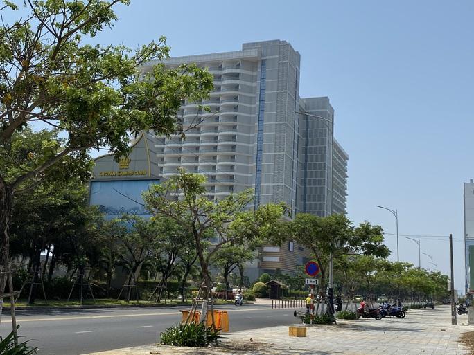 Đà Nẵng lên tiếng việc doanh nghiệp Trung Quốc núp bóng sở hữu đất đai ven biển - Ảnh 1.
