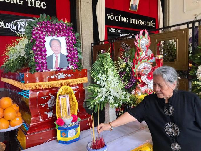 Nghệ sĩ tiếc thương GS-TS - nhạc sĩ Nguyễn Văn Nam - Ảnh 4.