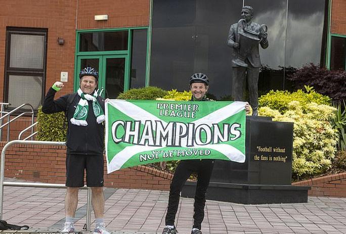 Celtic thành ông trùm, 9 mùa liên tiếp vô địch Scotland - Ảnh 6.