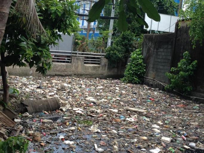 Dòng kênh rác - Ảnh 1.