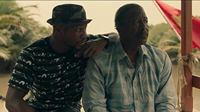 Ngô Thanh Vân tự hào xuất hiện trên trailer phim Mỹ - Ảnh 3.