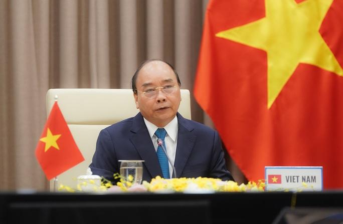 Thủ tướng phát biểu tại Đại hội đồng Y tế thế giới theo lời mời của Tổng giám đốc WHO - Ảnh 1.