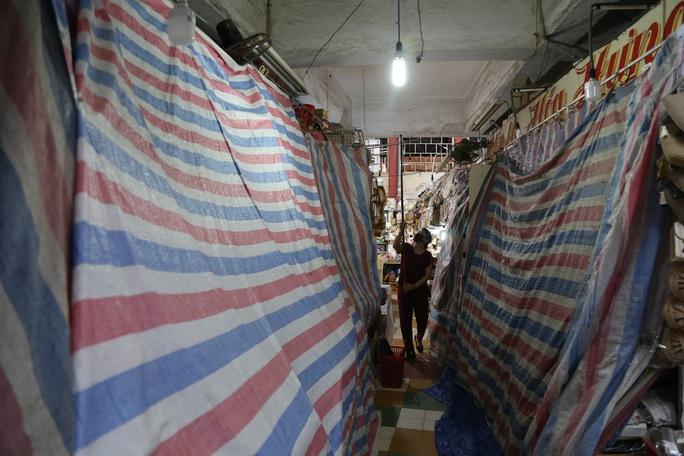 Tiểu thương chợ Đầm Nha Trang đồng loạt nghỉ bán - Ảnh 4.