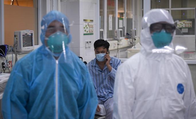 Việt Nam có thêm 1 ca mắc Covid-19 mới, là chuyên gia nước ngoài - Ảnh 1.