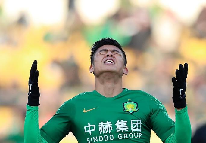 Ba không khởi động mùa giải nhà nghề Trung Quốc - Ảnh 2.