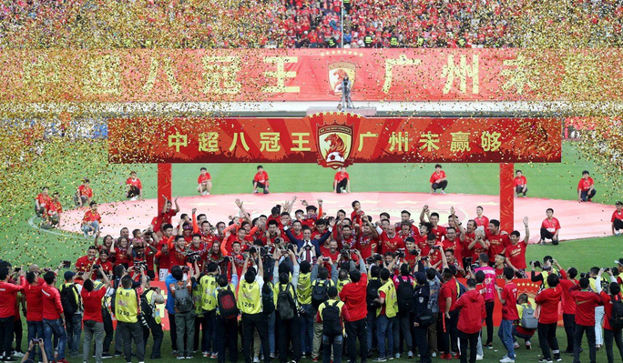 Ba không khởi động mùa giải nhà nghề Trung Quốc - Ảnh 3.