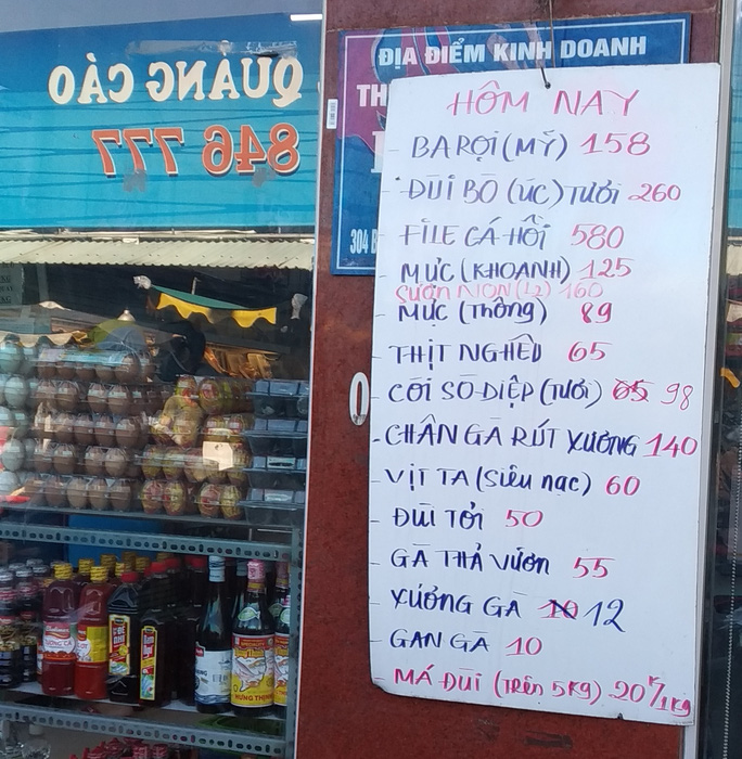 Thịt gà giá rẻ như rau, nhập khẩu tăng 150% - Ảnh 1.