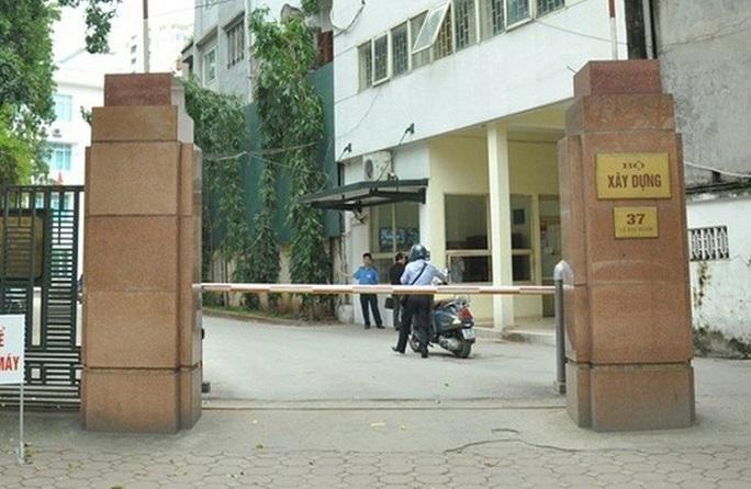 Vụ thanh tra Bộ Xây dựng nhận hối lộ tại Vĩnh Phúc: Bắt thêm 1 thành viên đoàn thanh tra - Ảnh 1.