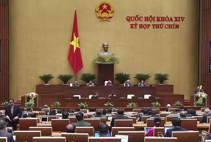 Sáng nay, Quốc hội khai mạc kỳ họp thứ 9 theo hình thức trực tuyến - Ảnh 1.