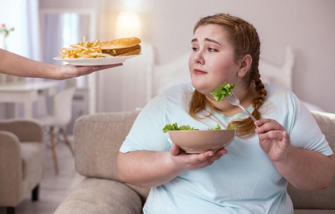 Thêm nguyên nhân bất ngờ gây gan nhiễm mỡ, tăng cân - Ảnh 1.