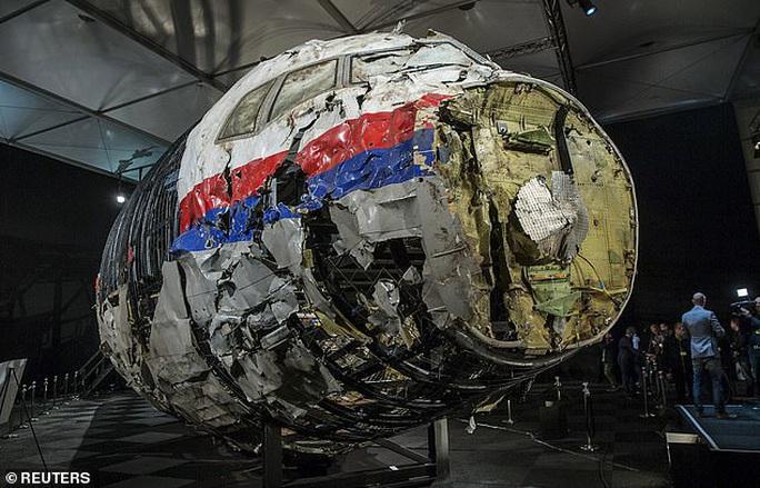 Cựu điệp viên Nga bị buộc tội hạ máy bay MH17 nhận trách nhiệm đạo đức - Ảnh 2.