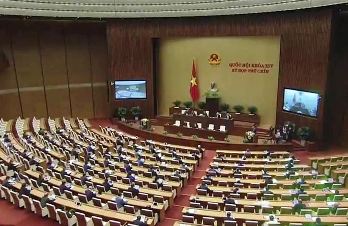 Sáng nay, Quốc hội khai mạc kỳ họp thứ 9 theo hình thức trực tuyến - Ảnh 2.