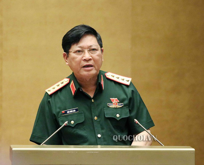 Bộ trưởng Quốc phòng Ngô Xuân Lịch: Biên giới quốc gia là thiêng liêng, bất khả xâm phạm - Ảnh 1.