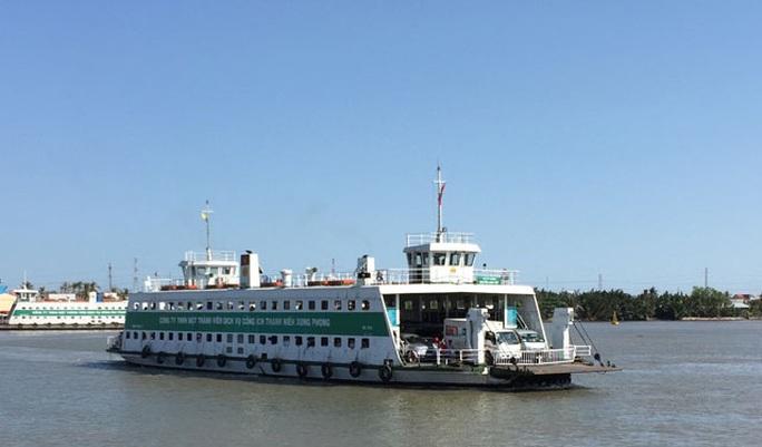 Phà biển nối TP HCM - Vũng Tàu sắp hoạt động - Ảnh 1.