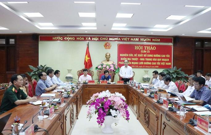 Cao tốc Buôn Ma Thuột – Nha Trang: Hai tỉnh chọn 2 phương án - Ảnh 1.