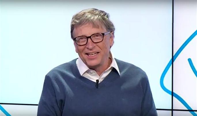 Covid-19: Tin giả, thuyết âm mưu bủa vây tỉ phú Bill Gates - Ảnh 1.
