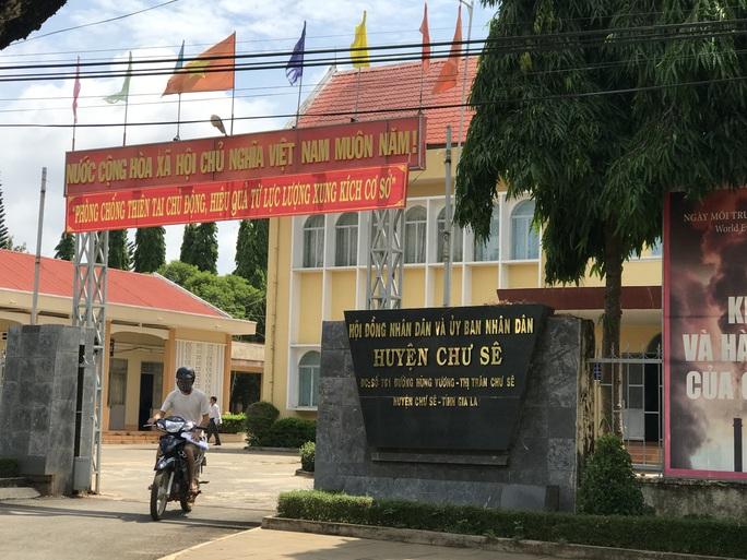 Gia Lai: Huyện phớt lờ chỉ đạo của tỉnh - Ảnh 1.