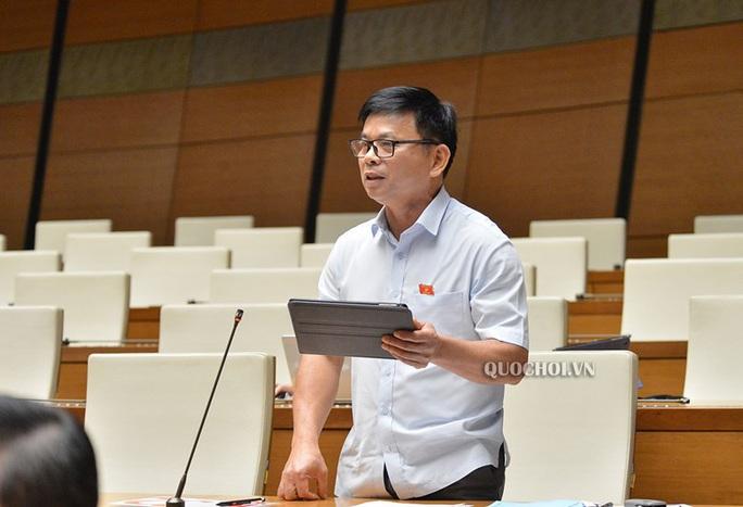 ĐB Nguyễn Hữu Cầu tranh luận về lập phòng giám định kỹ thuật hình sự thuộc Viện Kiểm sát - Ảnh 3.