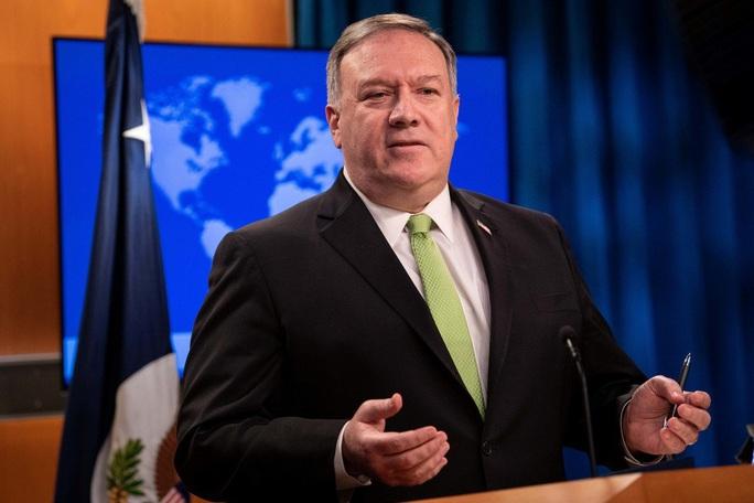 Ngoại trưởng Mỹ công kích kịch liệt Trung Quốc hàng loạt vấn đề - Ảnh 1.