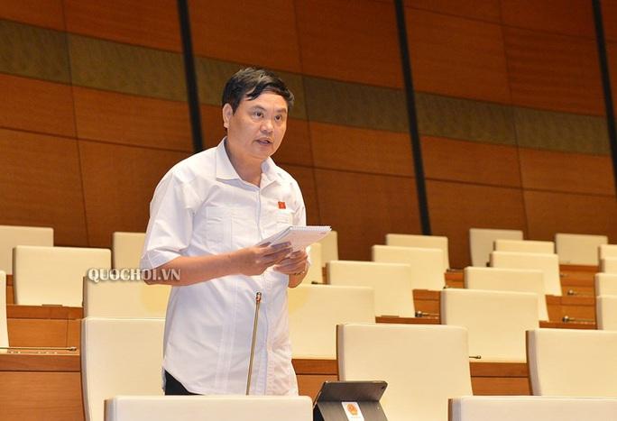 ĐB Nguyễn Hữu Cầu tranh luận về lập phòng giám định kỹ thuật hình sự thuộc Viện Kiểm sát - Ảnh 2.