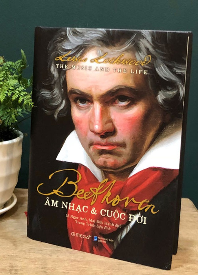 Beethoven qua ngòi bút của Lewis Lockwood - Ảnh 1.