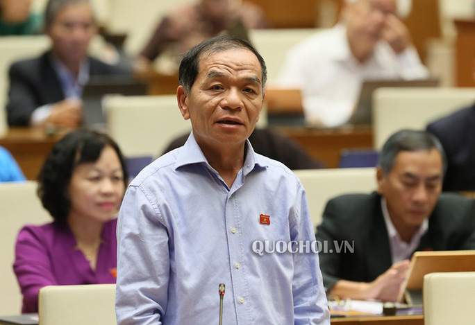 ĐBQH Lê Thanh Vân: Nguy cơ đe dọa chủ quyền quốc gia qua các hoạt động kinh tế - Ảnh 1.
