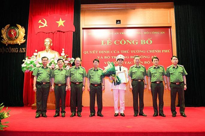 Trung tướng Lương Tam Quang làm Thủ trưởng Cơ quan An ninh điều tra Bộ Công an - Ảnh 1.