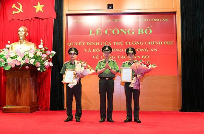 Trung tướng Lương Tam Quang làm Thủ trưởng Cơ quan An ninh điều tra Bộ Công an - Ảnh 2.