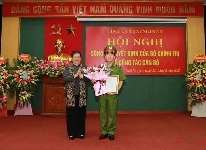 Trưởng ban Dân nguyện Quốc hội Nguyễn Thanh Hải làm Bí thư Tỉnh ủy Thái Nguyên - Ảnh 1.