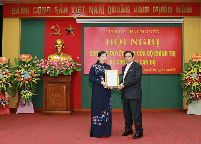 Trưởng ban Dân nguyện Quốc hội Nguyễn Thanh Hải làm Bí thư Tỉnh ủy Thái Nguyên - Ảnh 2.