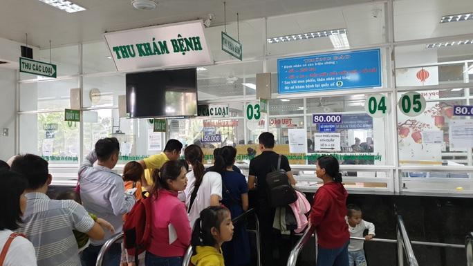 Kỷ luật viên chức trái quy định, Bệnh viện Nhi Đồng 2 bị quy trách nhiệm - Ảnh 1.