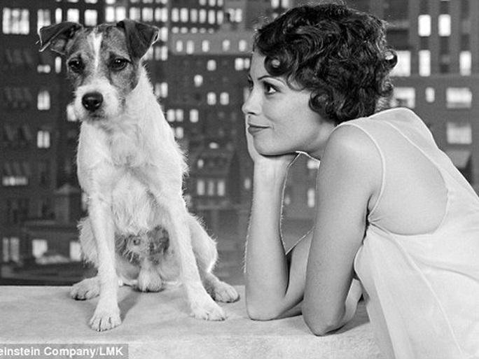 Chết hơn 5 năm, chó Uggie vẫn thắng giải thưởng diễn xuất - Ảnh 3.