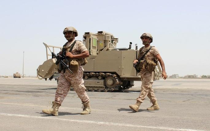 """UAE được """"tẩy trắng"""" dù vũ khí Mỹ lọt vào trong tay địch? - Ảnh 1."""
