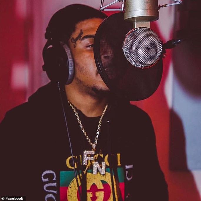 Rapper bị bắn chết ở tuổi 23 - Ảnh 3.