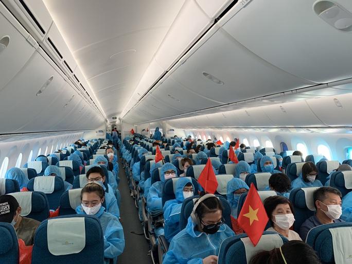Đưa hơn 340 người Việt từ Washington DC về Nội Bài - Ảnh 13.