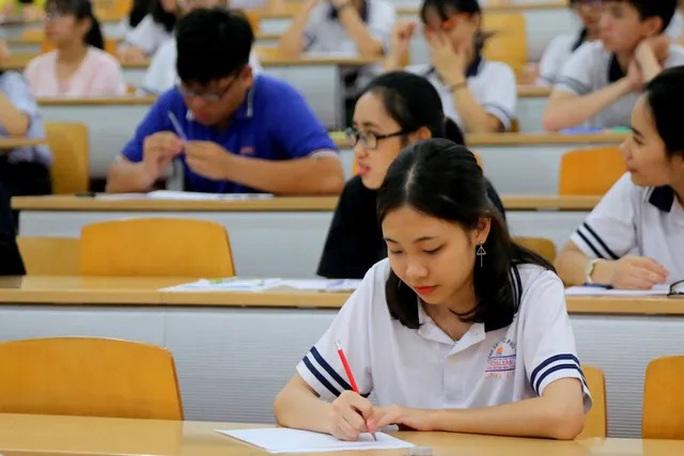 Trường ĐH Quốc tế dừng kỳ thi đánh giá năng lực - Ảnh 1.